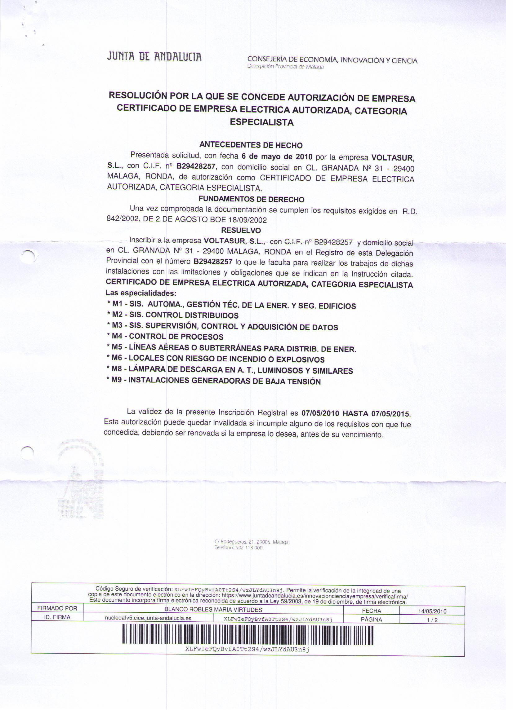 Certificado-Instalacion-Electrica